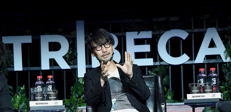 Hideo Kojima_Tribeca games festival