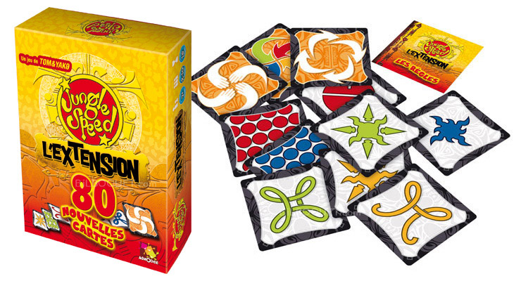 Jungle Speed _Expansion