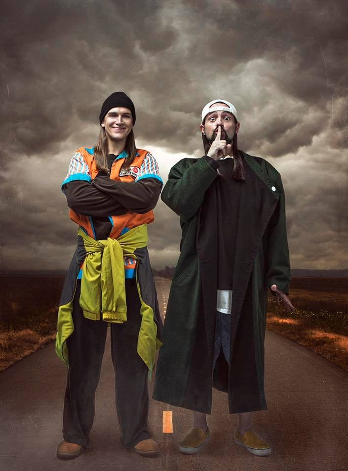 Jay and Silent Bob Reboot Cover